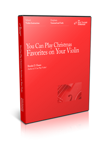 You Can Play Christmas Favorites on Your Violin