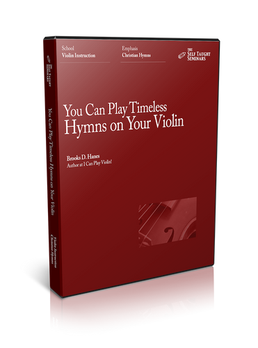 You Can Play Timeless Hymns on Your Violin (USB Drive Format)