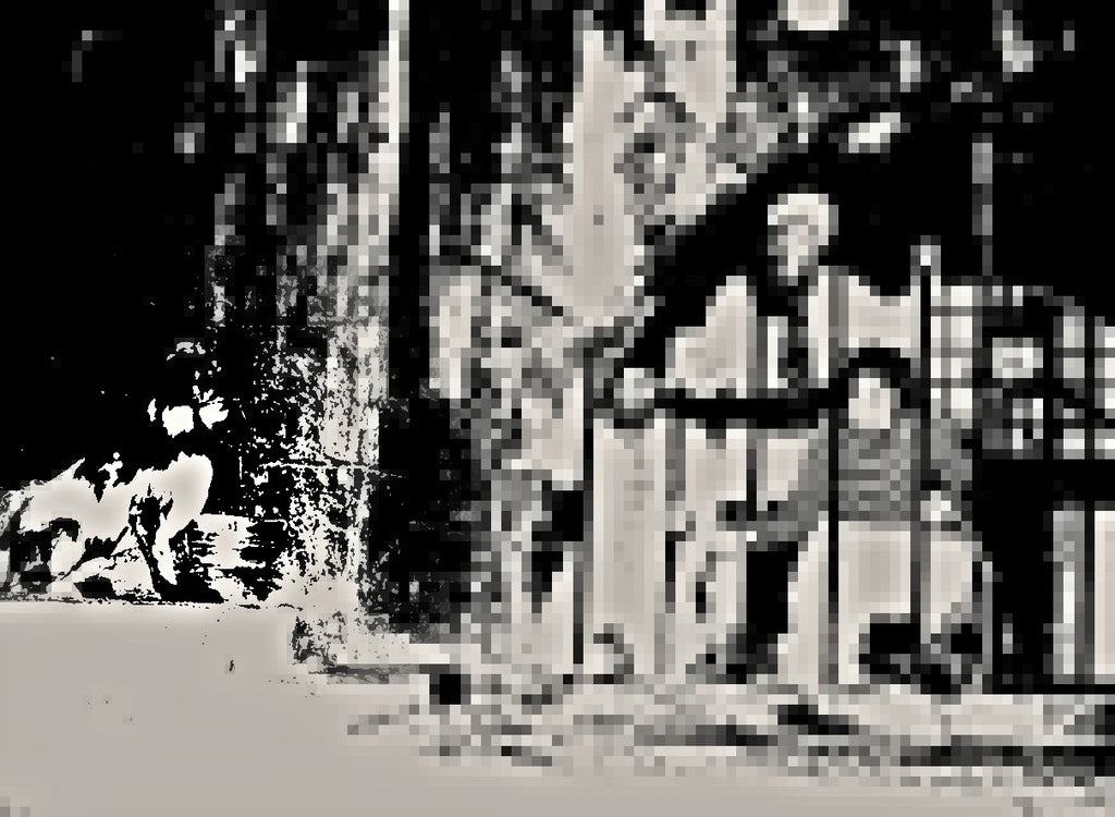 Question - Can you name this Pixelated Disney Ride?