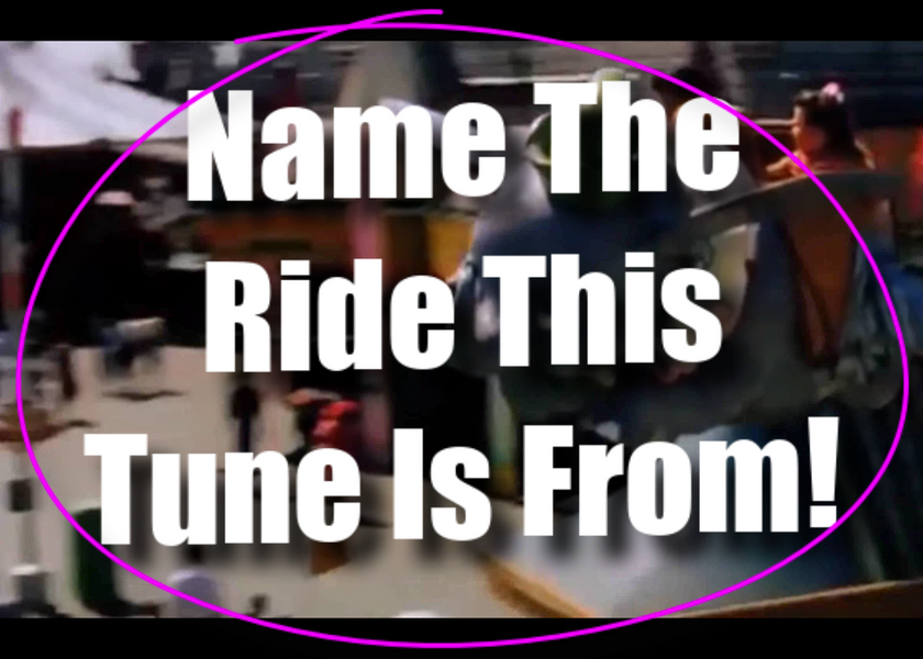 Name The Classic Ride This Tune Is From