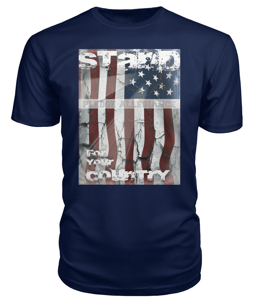 Stand For Your Country Premium Unisex Tee