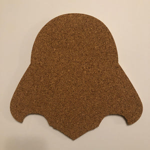 Darth Vader Star Wars-Inspired Cork Pin Board