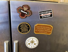 Load image into Gallery viewer, Disney Parks Inspired Sign Magnets - Fridge or Car