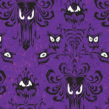 Load image into Gallery viewer, Haunted Mansion Vertical Wallpaper - Wall Print