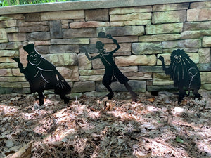 Hitchhiking Ghosts - Haunted Mansion Yard Decor