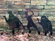 Load image into Gallery viewer, Hitchhiking Ghosts - Haunted Mansion Yard Decor