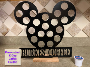 Customized 3 Circle - Keurig K-Cup Coffee Holder