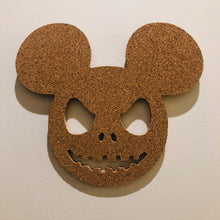 Load image into Gallery viewer, Halloween Themed Mickey-Inspired Cork Pin Board