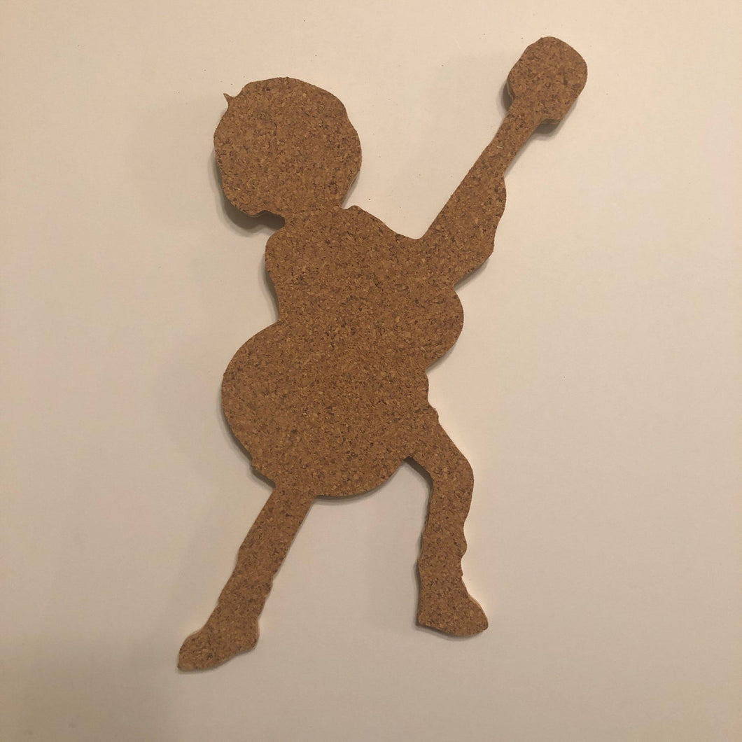 Miguel from Coco-Inspired Cork Pin Board