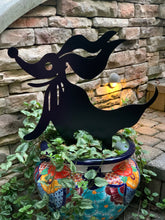 "Load image into Gallery viewer, Zero - Nightmare Before Christmas Inspired Decor - 24"" X 24"""