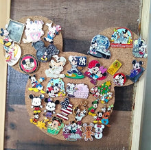 Load image into Gallery viewer, Dumbo-Inspired Cork Pin Board