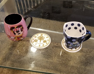 it's a small world - Set of 4 Coasters