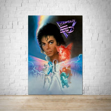 Load image into Gallery viewer, Captain EO Vintage Epcot Print - Michael Jackson