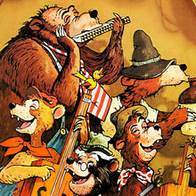 Load image into Gallery viewer, Country Bear Jamboree - Vintage Attraction Poster