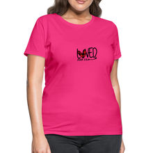 Load image into Gallery viewer, Women's T-Shirt - fuchsia
