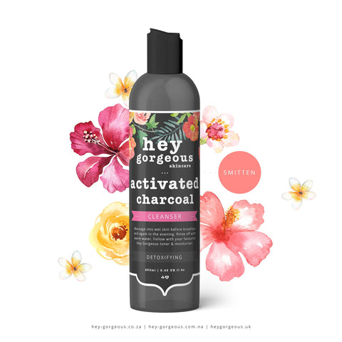 ACTIVATED CHARCOAL DETOXIFYING CLEANSER
