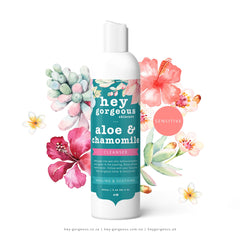 ALOE & CHAMOMILE SOOTHING CLEANSER