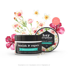 BANISH & REPAIR MOISTURISER FOR BLEMISH FREE SKIN