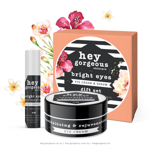 BRIGHT EYES SERUM & EYE CREAM GIFT SET