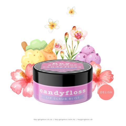 CANDY FLOSS LIP SCRUB