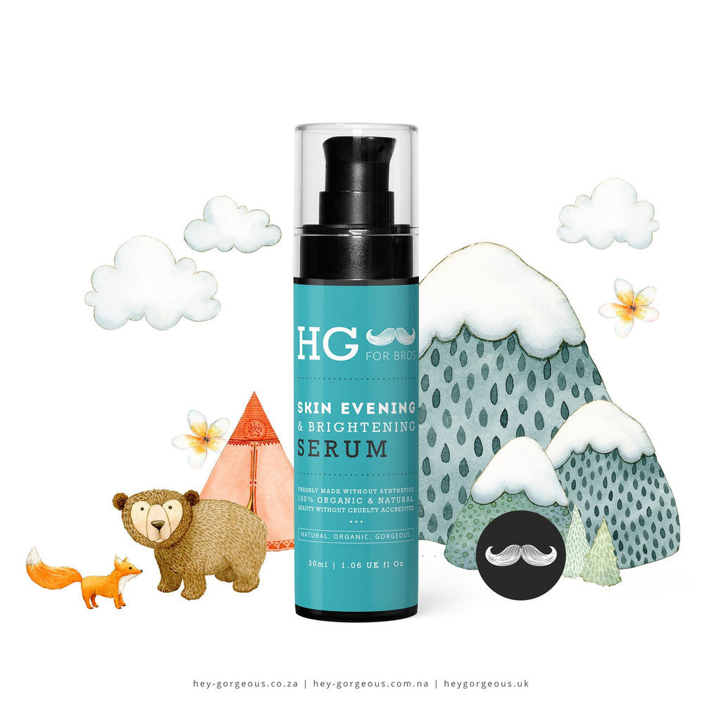 HG FOR BROS SKIN EVENING & BRIGHTENING SERUM
