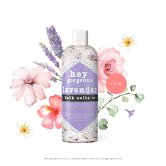 LAVENDER ROSE SOOTHING BATH SALTS