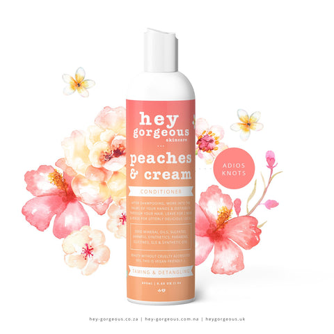 PEACHES & CREAM CONDITIONER