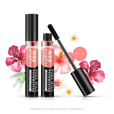Pure Wild Volumising Mascara