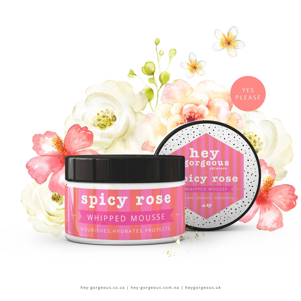 SPICY ROSE BODY BUTTER