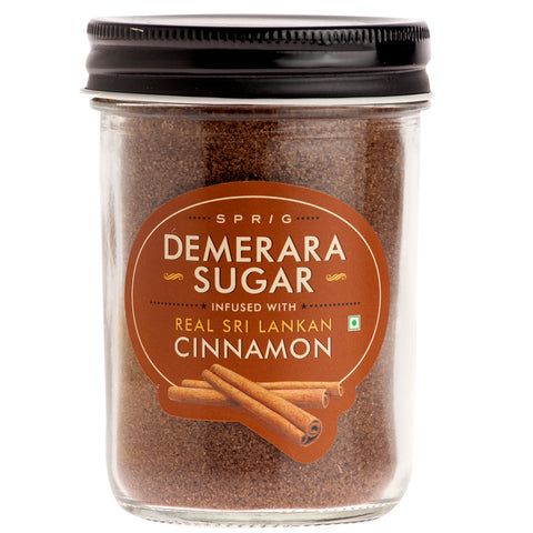 Sprig Demerara Sugar with Cinnamon