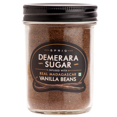 Sprig Demerara Sugar with Vanilla