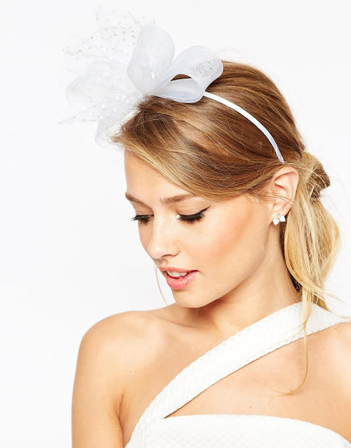 French Fascinator