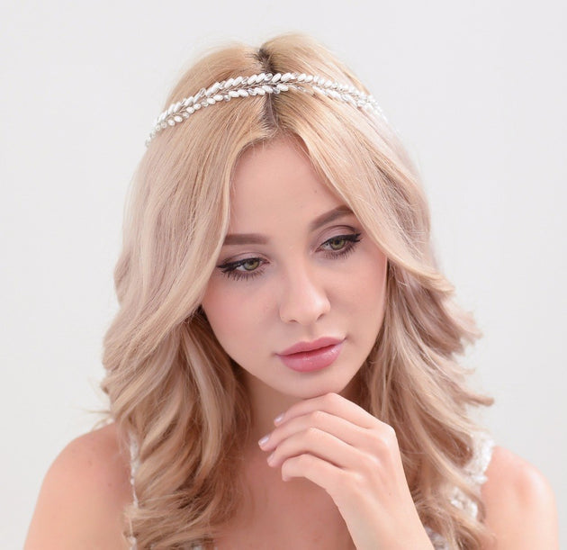 Crystal Stone Headpiece
