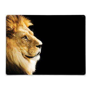 Lion Magnetic Notice Board