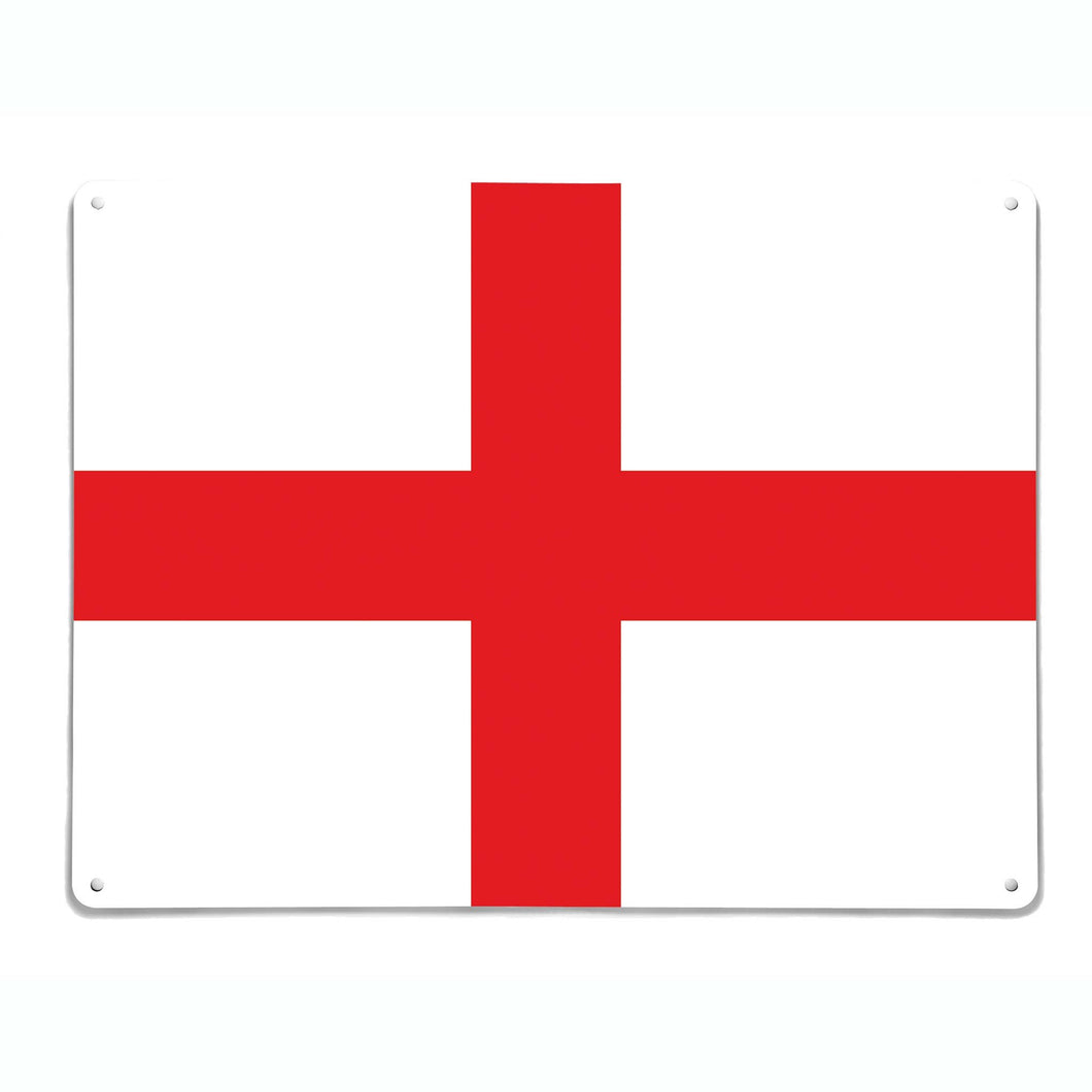 St. George's Cross Magnetic Notice Board