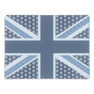 Cool Britannia Blue Magnetic Board