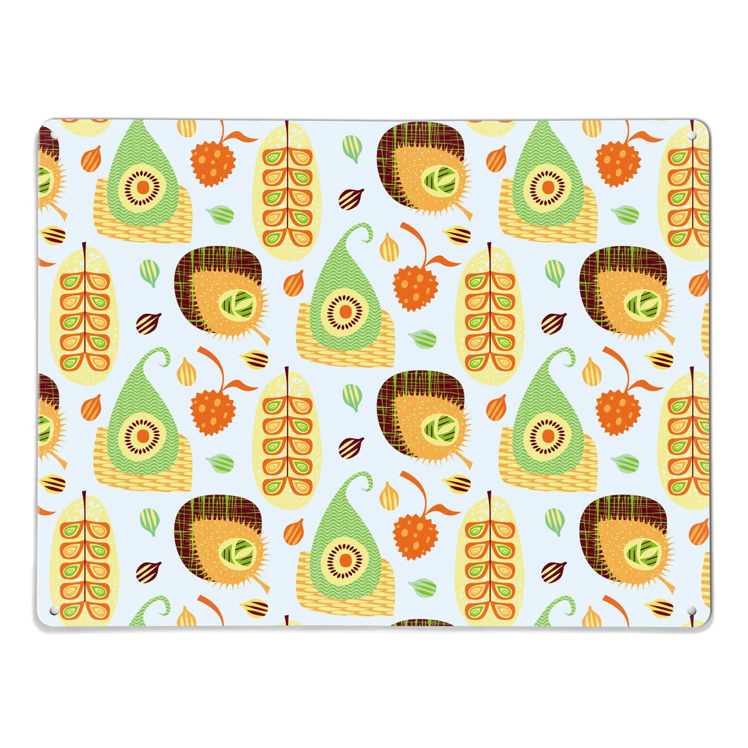 Exotic Fruit Magnetic Board