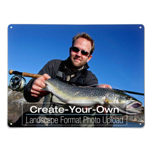 Landscape 'create your own' magnetic board