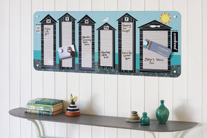 Magnetic Dry Wipe Week Planner Board New Loft Design