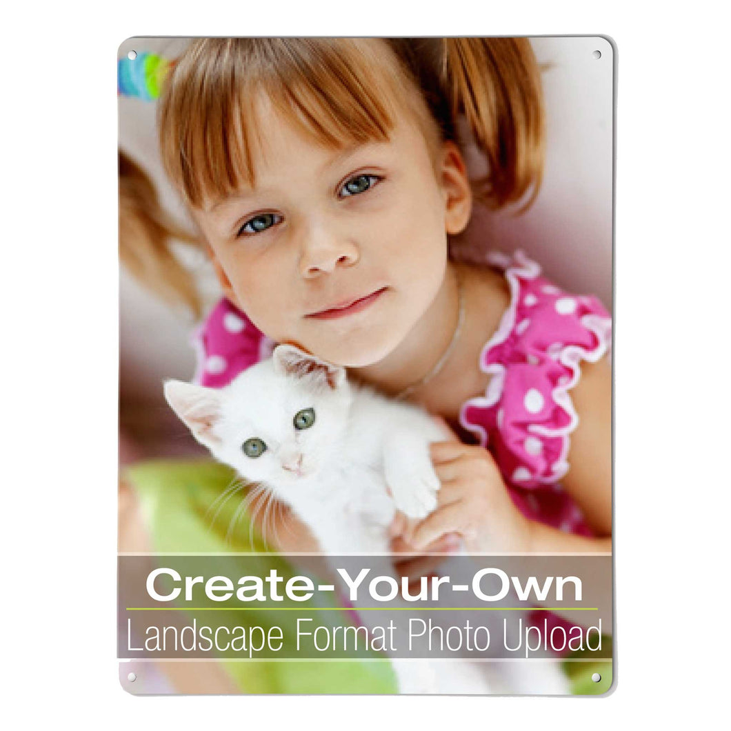 Portrait 'create your own' magnetic board