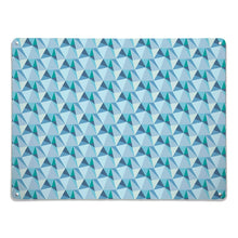 shards ocean magnetic notice board large