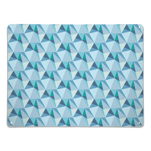 shards ocean magnetic notice board small