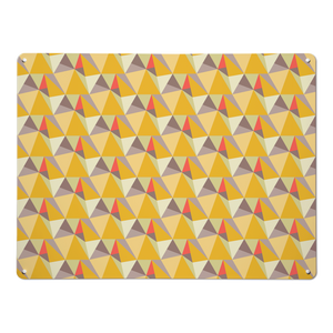 shards summer magnetic notice board small