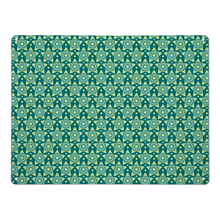 Stars Teal Magnetic Board