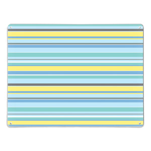 Stripes Beach Magnetic Board