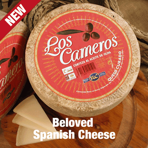 Spanish Cheese Imports in Canada