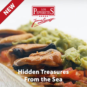 NEW. Los Peperetes. Hidden Treasures from the Sea.
