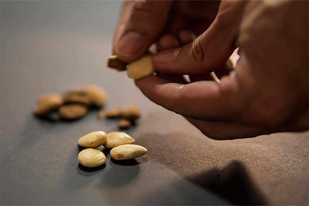 Recipe - Toasted Almonds