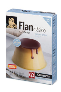 Carmencita Flan Mix Spanish Dessert Kit | shop online Spanish Food The Spanish Store Toronto Ontario Hamilton Ontario