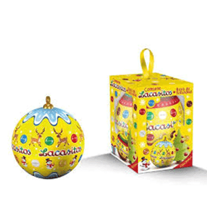Lacasa Christmas Ball Lacasitos 18 g